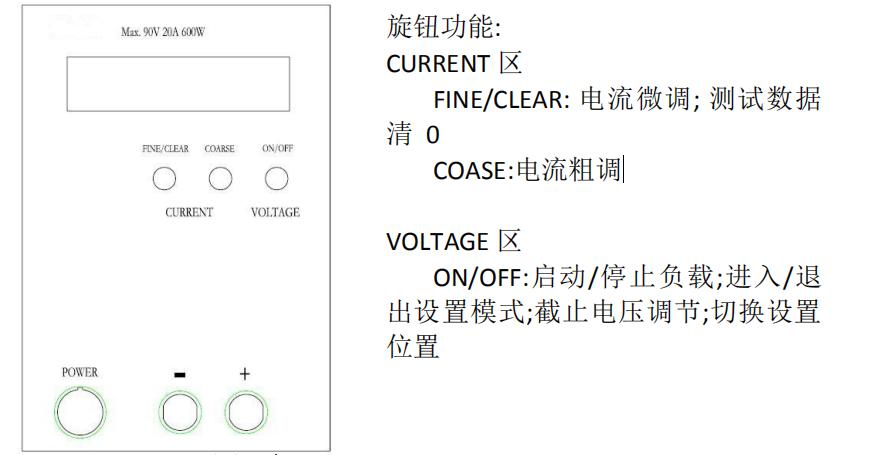 单点负载仪老化放电 设置放电电流 电池组 电池包检测仪