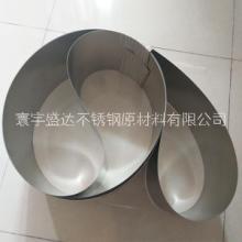 进口304不锈钢带 工业输送带 0.01mm全软带批发