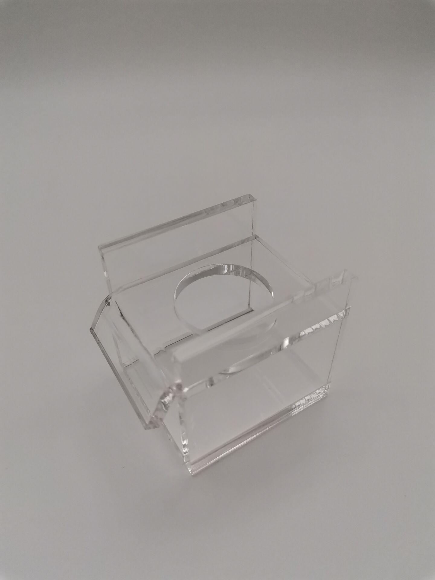 安君有机玻璃亚压克力制品厂家直供定制汽车摩托车马达展示架