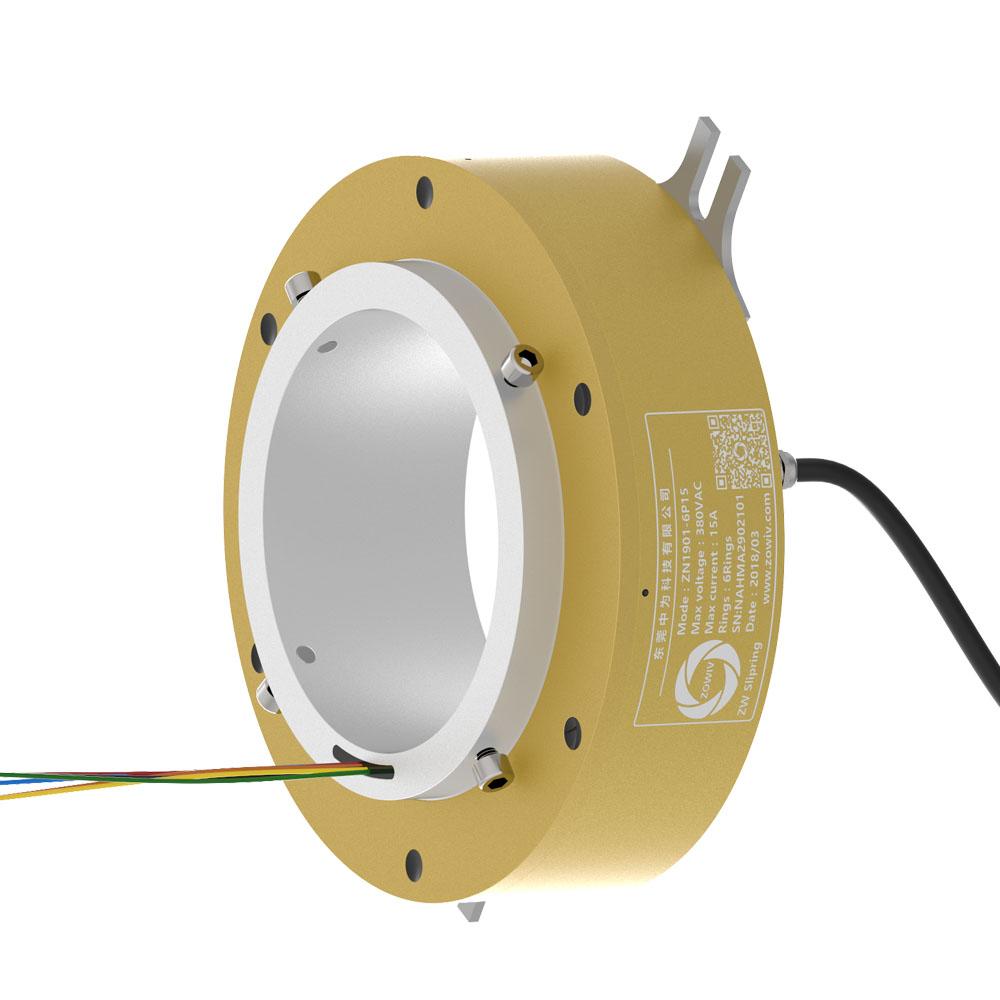 【螺旋CT机专用滑环】大口径高速旋转CT设备配件集电环生产厂家