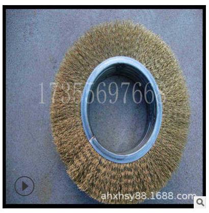 浙江缠绕式毛刷厂-毛刷厂来样加工定制-内绕式圆毛刷价格-批发丝尼龙丝弹簧刷