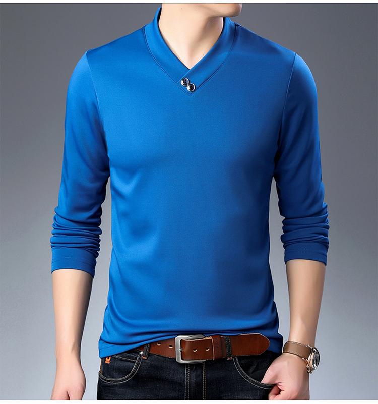 广州男服装长t恤厂家批发春秋季品牌多少钱一件