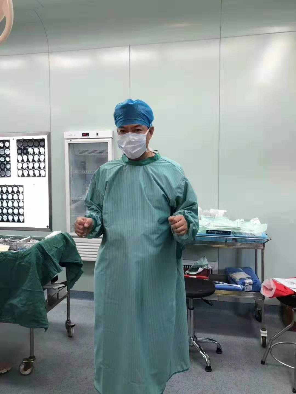 高防护手术衣
