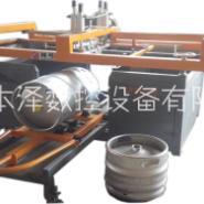 啤酒罐印字机 啤酒桶印标设备图片