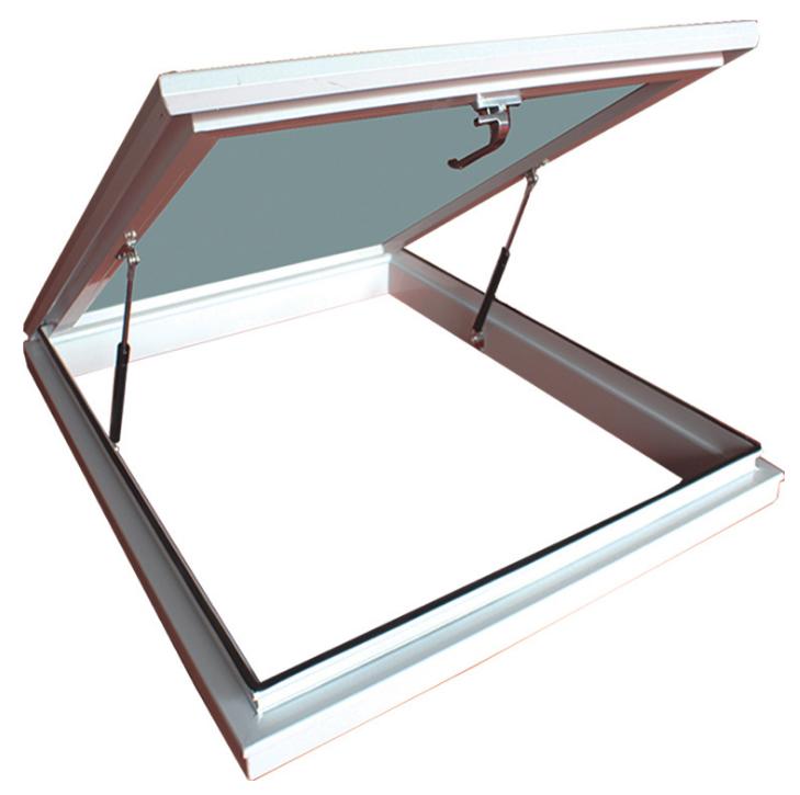 铝合金隐框阳光房 斜屋顶 电动天窗 地下室 厂家定制直销量大优 阳光房电动天窗