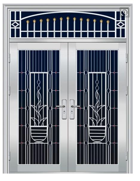 不锈钢门生产厂家 不锈钢门订做批发