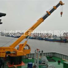 3-35吨船用吊机厂家电话 船用吊机多少钱 船用吊机价格批发
