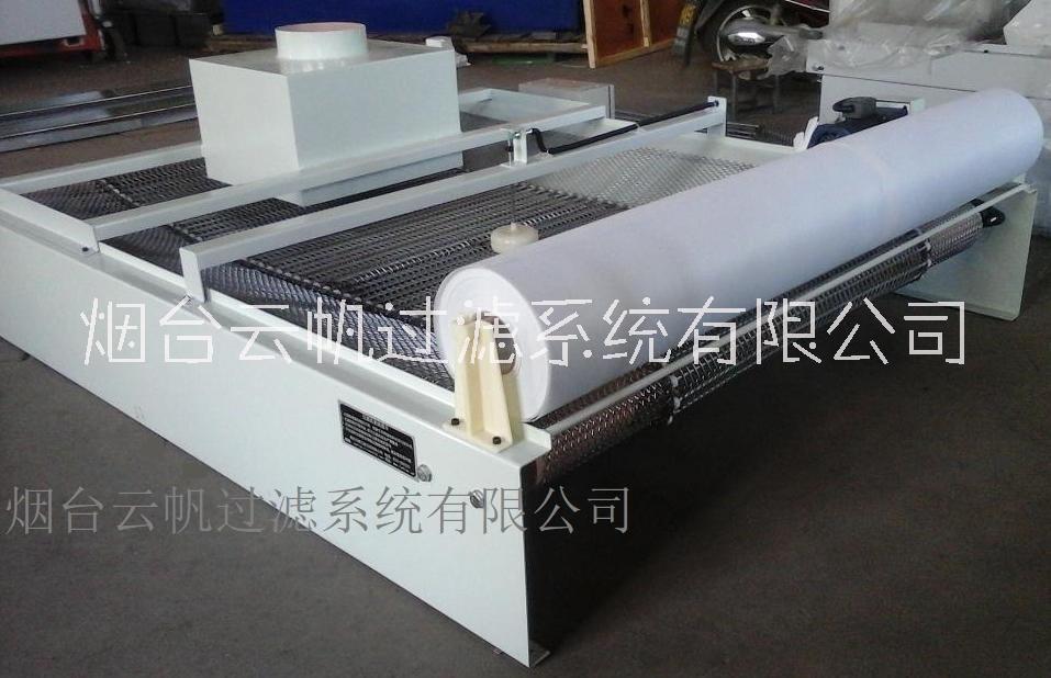 :焊管机设备的冷却水循环过滤