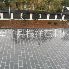 厂家直销天然青板石文化石花园庭院别墅仿古黑板青石板黑色地砖板岩图片