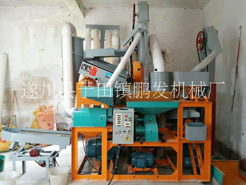 上饶市大米加工设备价格 厂家直销大米加工设备 打米机生产厂家 现货供应