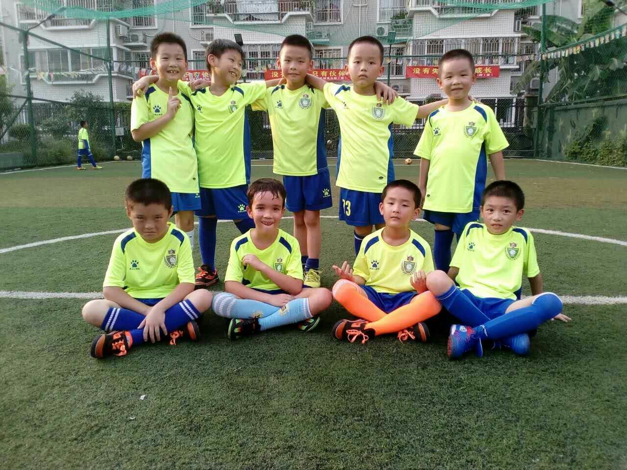 晋安区青少年足球训练班 青少年足球培训价格 青少年足球俱乐部