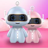湖北武汉飔拓智能早教机器人儿童智能陪伴玩具WIFI智能早教机AI人工智能语音学习机