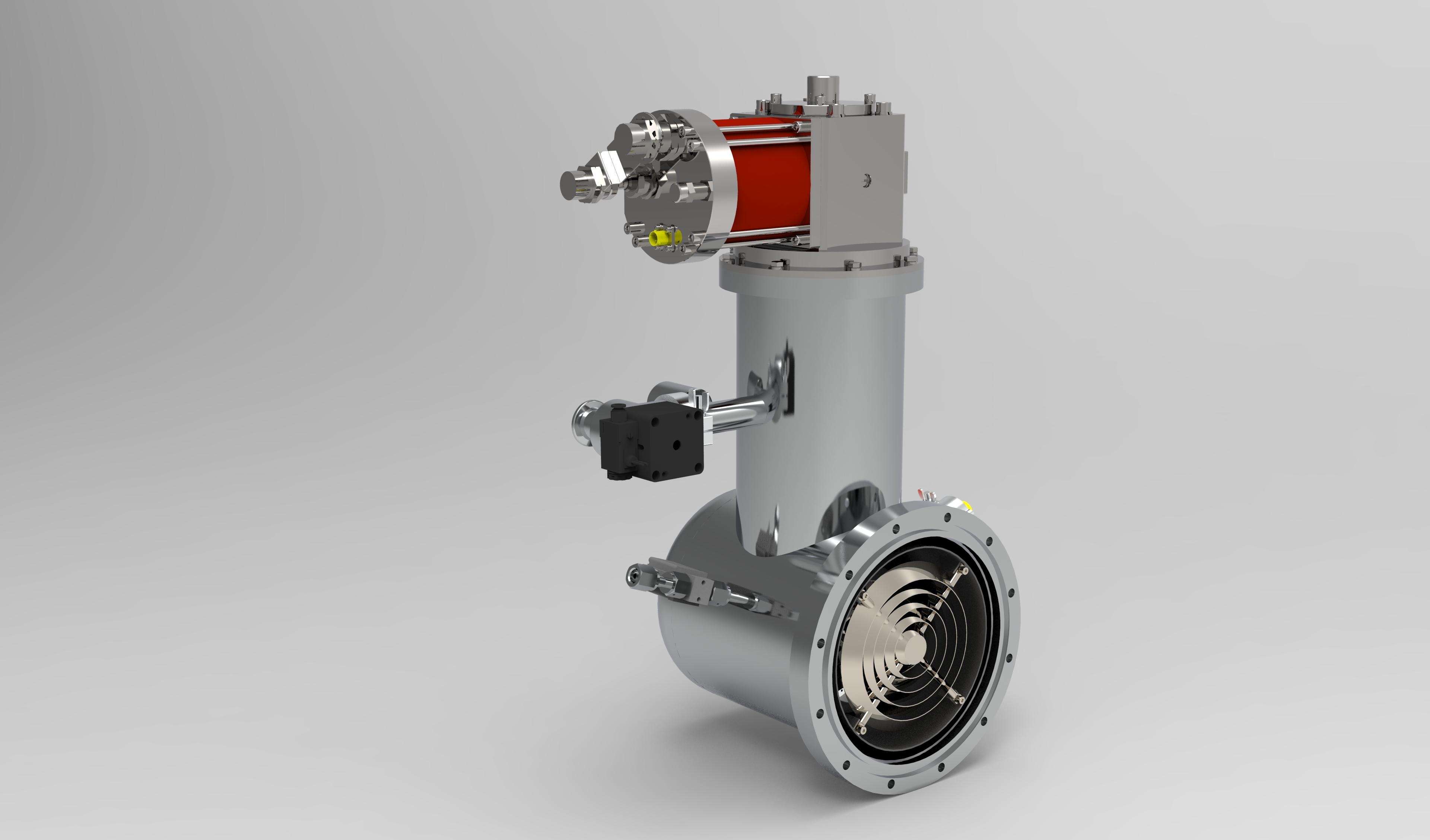 200口径低温泵供应价格、价钱、批发【苏州八匹马超导科技有限公司】