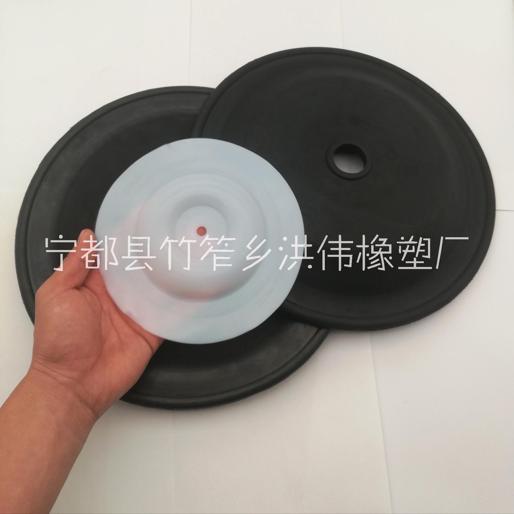 橡胶四氟复合膜片,橡胶夹布膜片,橡胶膜片