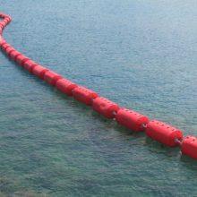 海洋管道浮体实心浮体 浮筒浮球 环保材质大孔径管道浮筒批发