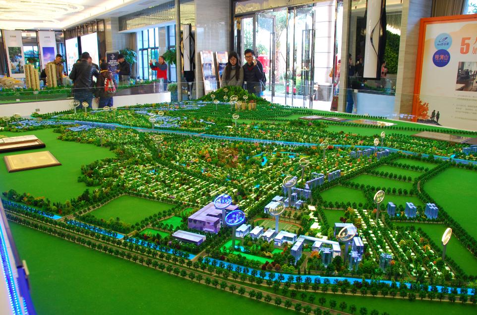 建筑模型制作电子沙盘模型制作数字沙盘模型制作工业模型制作公司精品模型制作公司 企业展厅沙盘