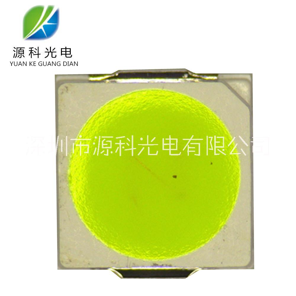 供应 LED3030高压调粉绿 1W SMD3030二极管发光灯珠 高压6V-48V