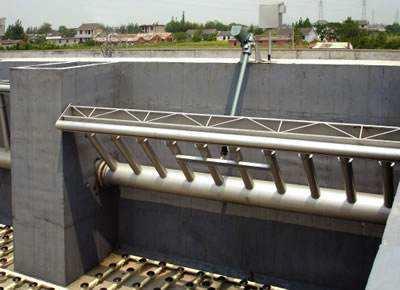 XB型旋转式滗水器供应价格 重庆市沃利克环保设备有限公司