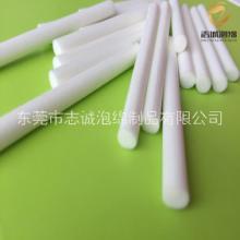 圆柱纤维棉芯过滤海绵柱 加湿器棉棒 海绵棒子品质保证厂家直销批发