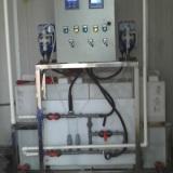 小型循环水加药装置  水处理自动加药装置