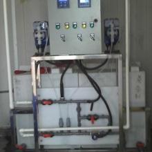 小型循环水加药装置  水处理自动加药装置图片