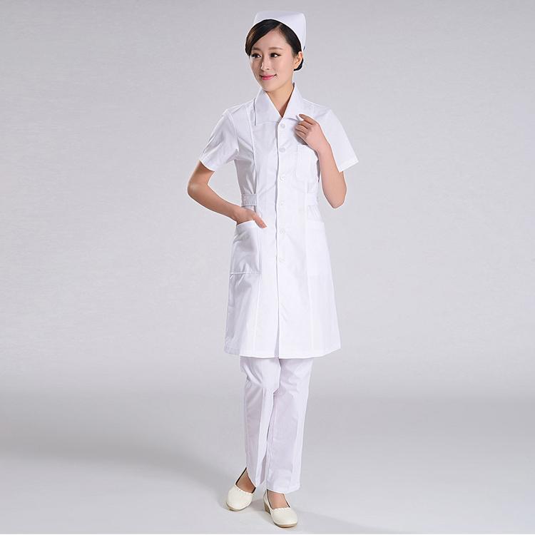 护士服厂家医院工作服订制实验服供应医护服设计