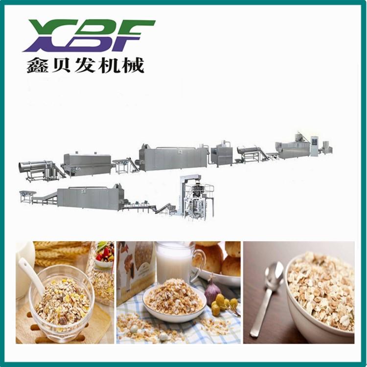 鑫贝发新品水果坚果燕麦生产线  燕麦生产设备厂家 价格