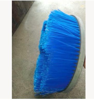 青岛市清扫器毛刷盘批发 加工各种圆盘刷厂家 圆盘刷批发厂家