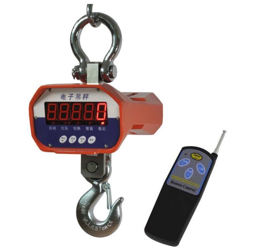 电子式吊秤 无线电子吊秤 电子吊秤 5吨电子吊秤