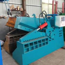 大型金属切断设备 废铁废钢剪切机 鳄鱼式鳄鱼剪切机图片