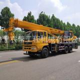 东风25吨吊车多少钱一台 25吨吊车参数 25吨吊车臂长多少