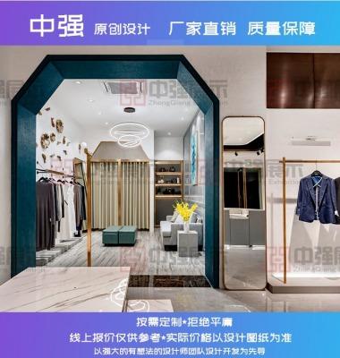 服装展示架图片/服装展示架样板图 (2)