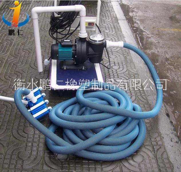 通用型 EVA 优质材质 泳池水泵软管工厂价格 池塘吸污软管