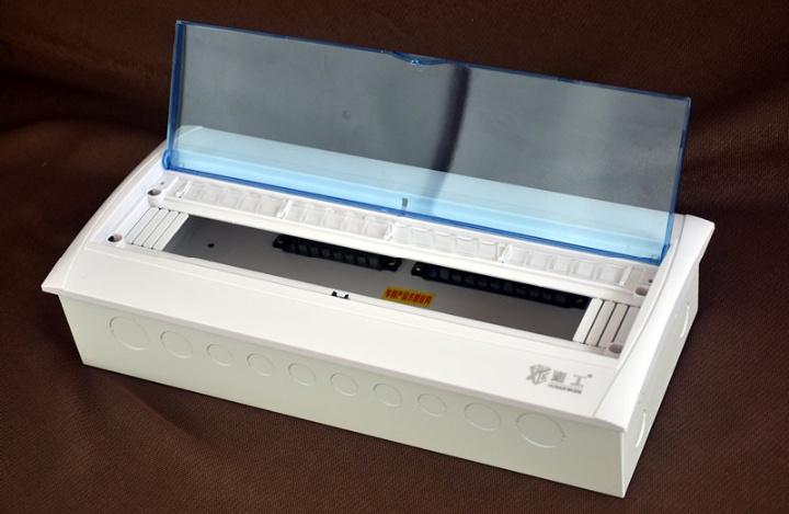 弱电箱、回路箱 4-40位的回路箱生产与销售