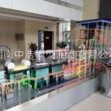 火力发电模型  科普演示模型  湖南中浩模型制造有限公司