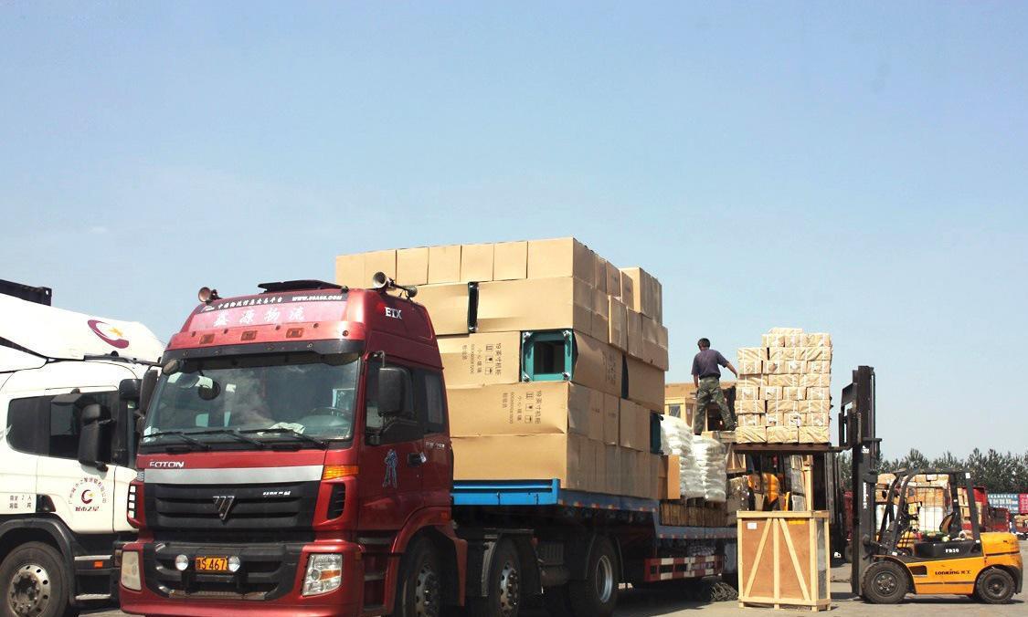 南昌到广州大件物流工程机械运输 长途搬家货运公司 南昌至广州整车运输