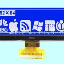 行驶记录仪显示屏16032胎压检测仪显示屏16032点阵屏HTG16032A