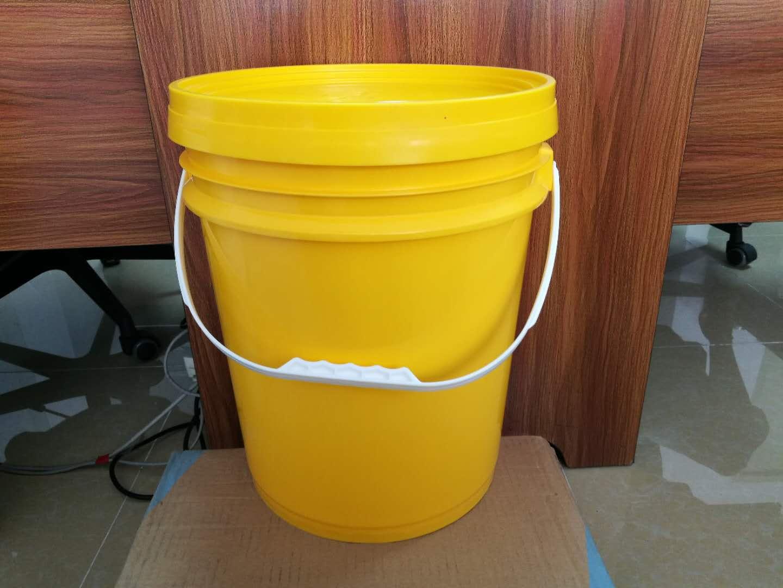 18升机油桶 18L塑料桶厂家直销 18L润滑脂包装桶欢迎来电咨询