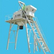 山东方圆JS1000混凝土搅拌机 强制式搅拌机批发