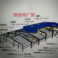 惠州钢结构厂房建造、施工队、报价单【惠州市繁荣钢结构工程有限公司】