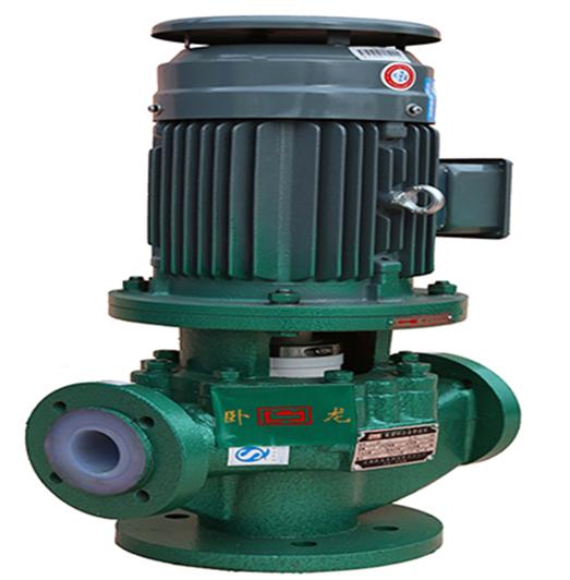 氟塑料合金泵哪家好 65GF-50 氟塑料合金泵厂家直销 安微氟塑料合金泵 管道化工泵