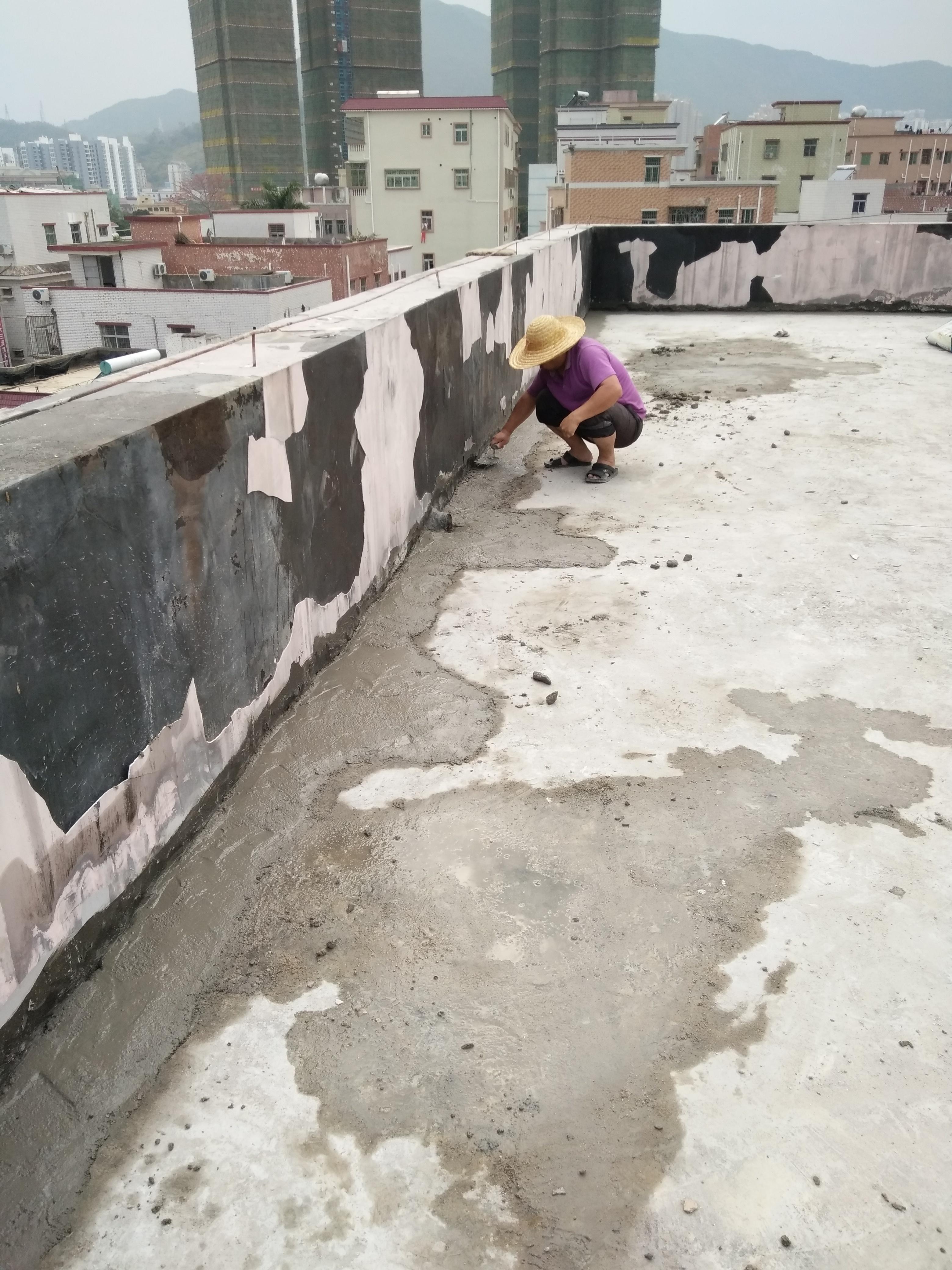 东莞专业做防水的公司,小区地下室停车库漏水防水工程,三达防水