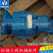 双联齿轮泵图片