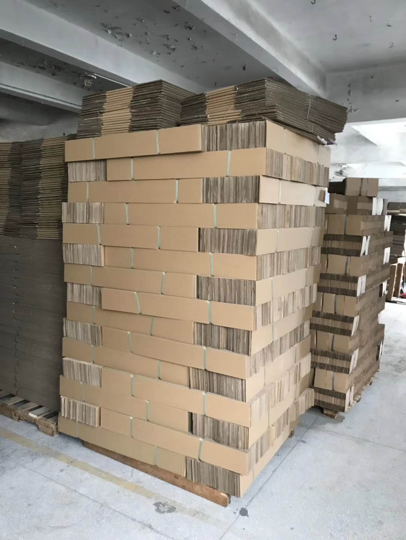 沙井长安五层彩色纸箱定做 包装彩色纸箱定做 厂家直销 定制 双色印刷  沙井长安彩色纸箱