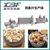 坚果燕麦片生产设备 燕麦片生产线 藜麦片生产设备 谷物麦片设备