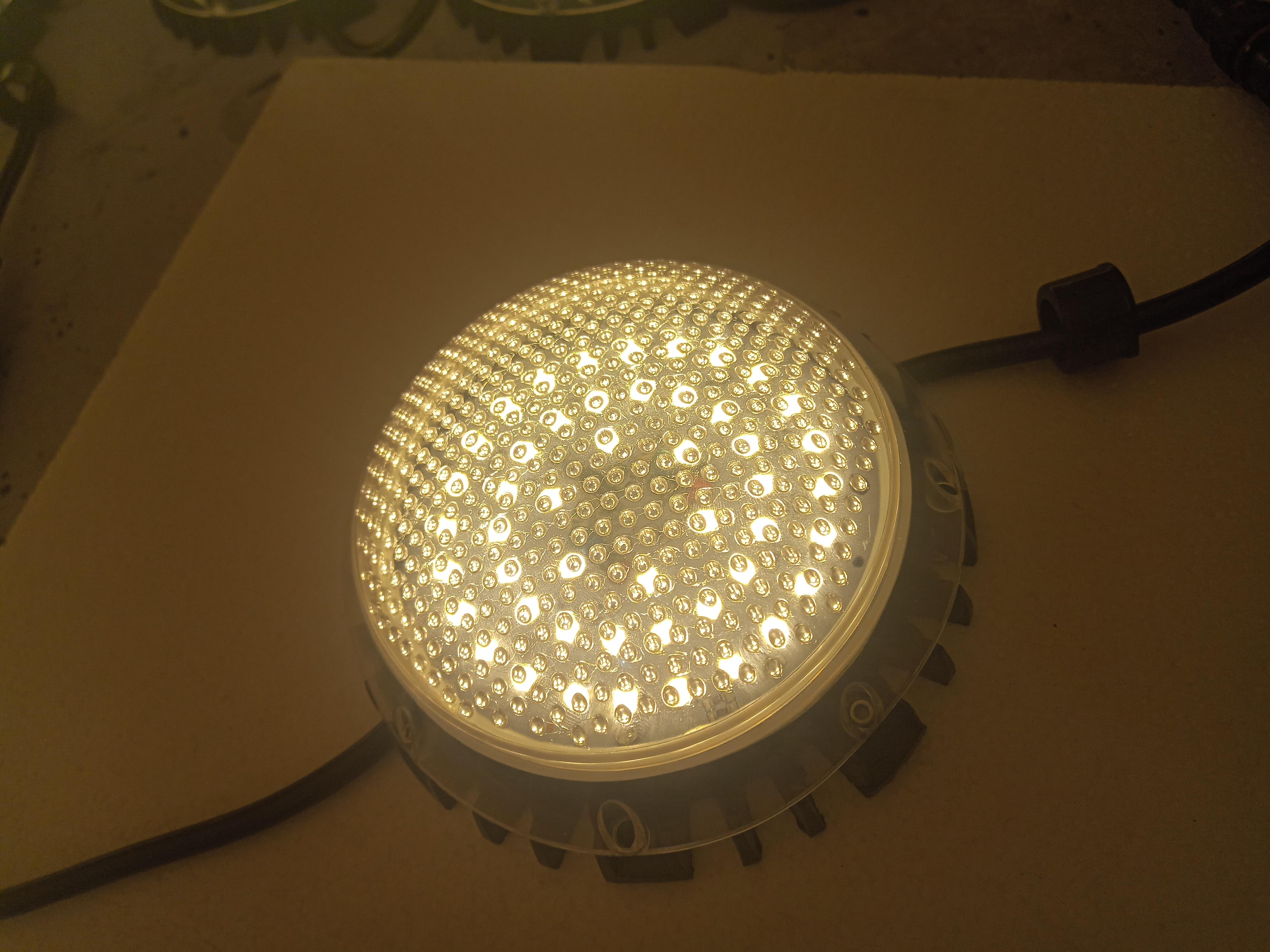 厂家直销LED点光源 广东铝底外控点光源价格 LED装饰灯厂家
