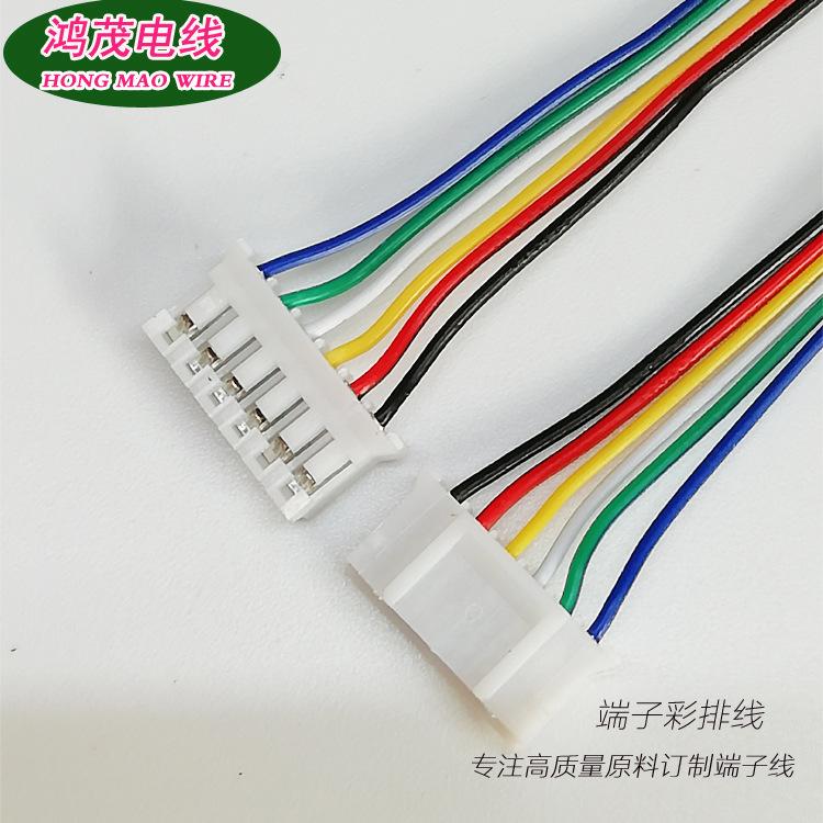 广东智能电子称控制线厂家、加工定制、批发价格【东莞市常平鸿茂电线加工厂】