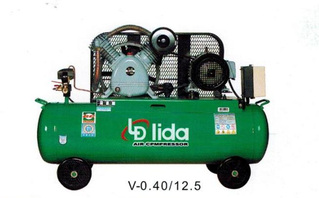 力达两级风冷移动式空压系列