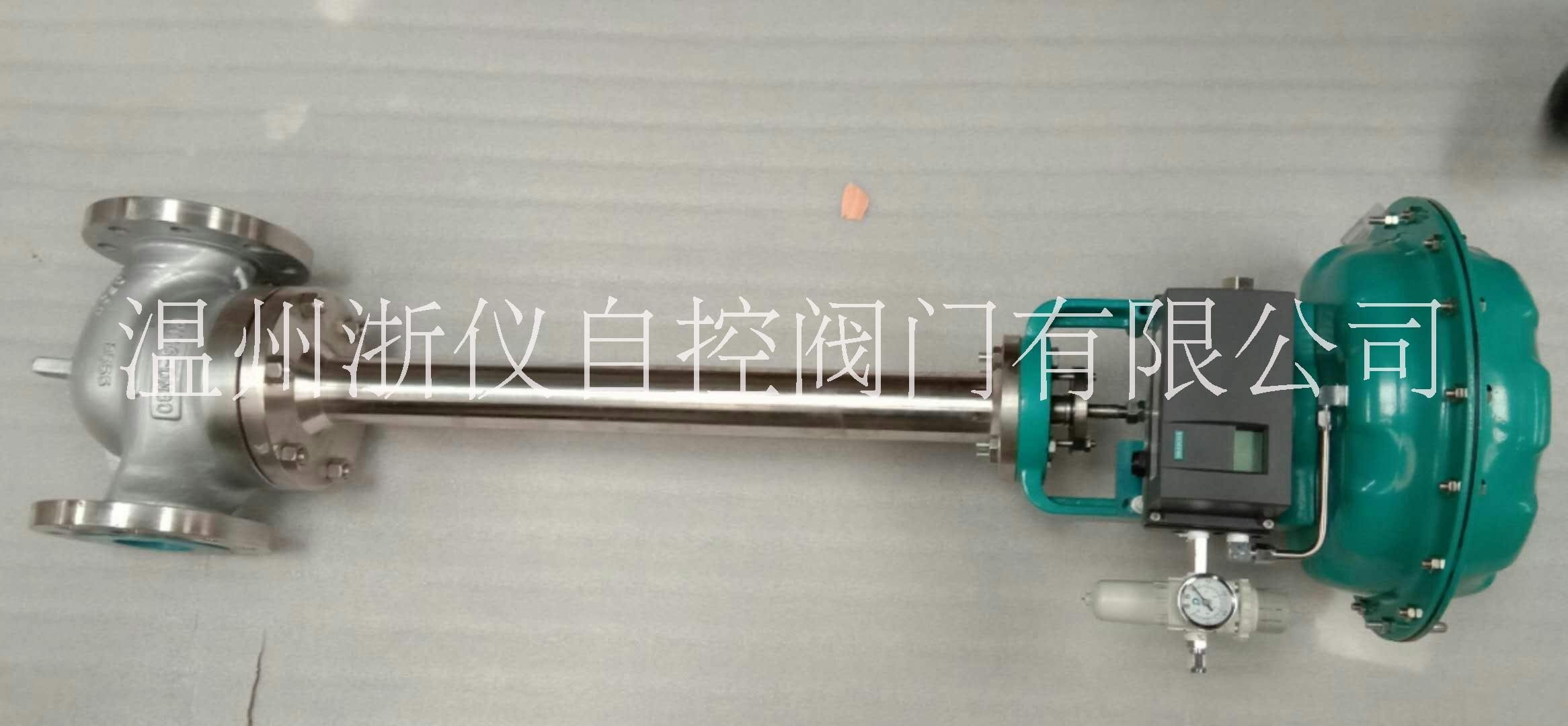 气动加长杆调节阀生产厂家,气动调节阀加工定制,浙江气动加长杆调节阀供应商,气动调节阀一手货源,气动调节阀加长杆