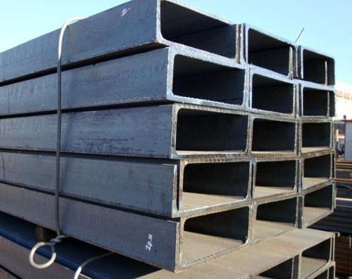 济南槽钢槽钢支架U型钢6-200号槽济南轨道轮支架横梁价格优惠